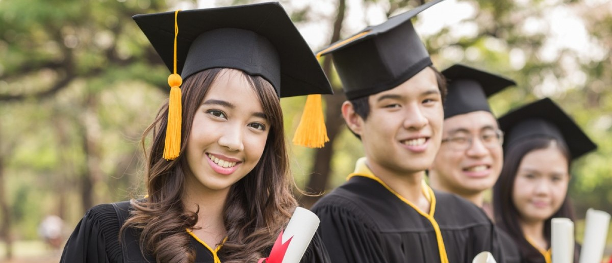 Asian students [Vitchanan Photography/Shutterstock]