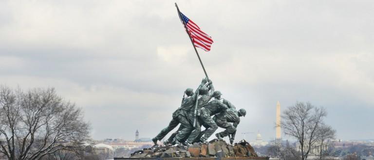 U.S. Marine Corps War Memorial [Orhan Cam/Shutterstock]