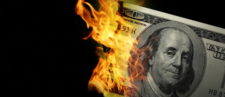 A bill from Sen. Rand Paul would give federal employees an incentive to not burn through money. Photo: Shutterstock