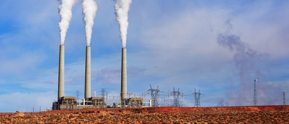 Navajo Generating Station (Credit: Oleksii Fedorenko/Shutterstock)