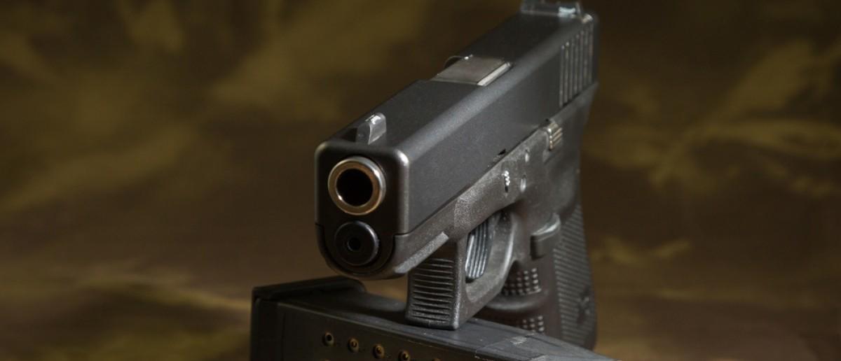 Glock (Credit: Shutterstock)