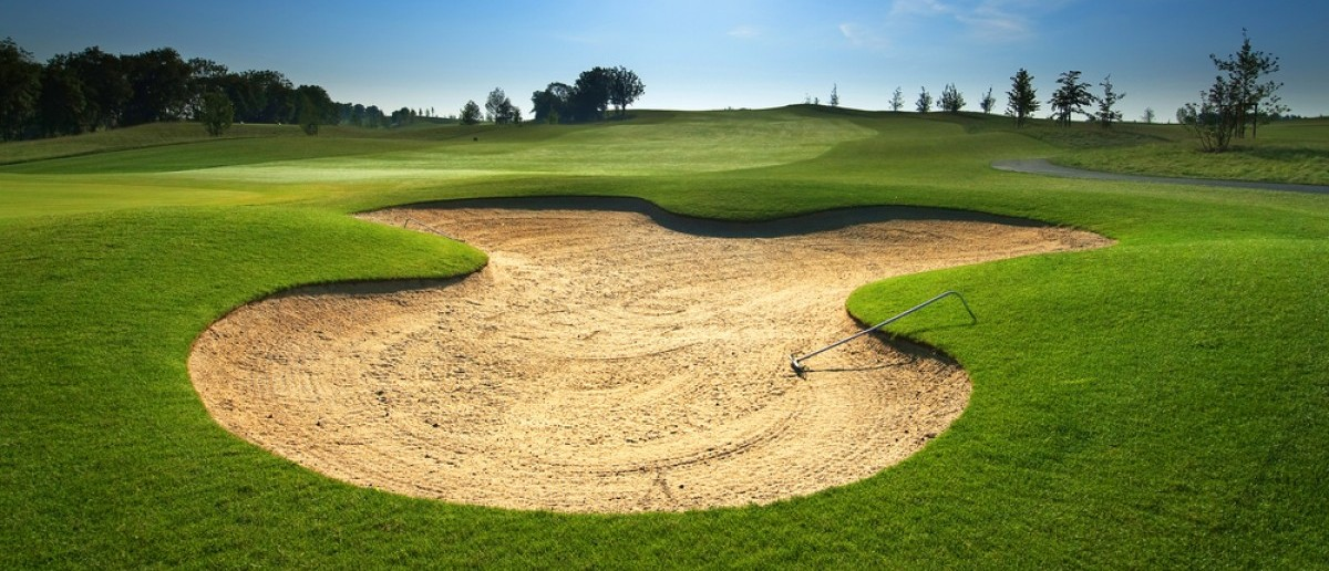 Golf Course (Credit: Shutterstock)