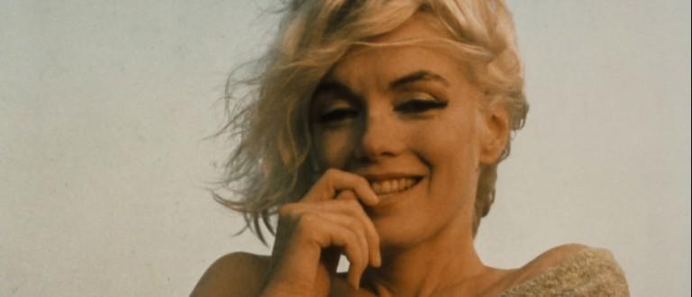Marilyn Monroe last photos