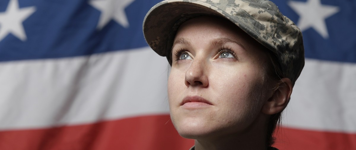 A Military Study Group Spent Three Years Trying To Figure Out Women, Aaaaand …