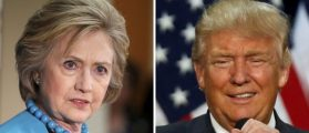 New Swing State Polls Show Trump Within Reach, National Polling Split