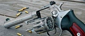 Gun Test: Ruger's 10-Shot GP100 .22 LR