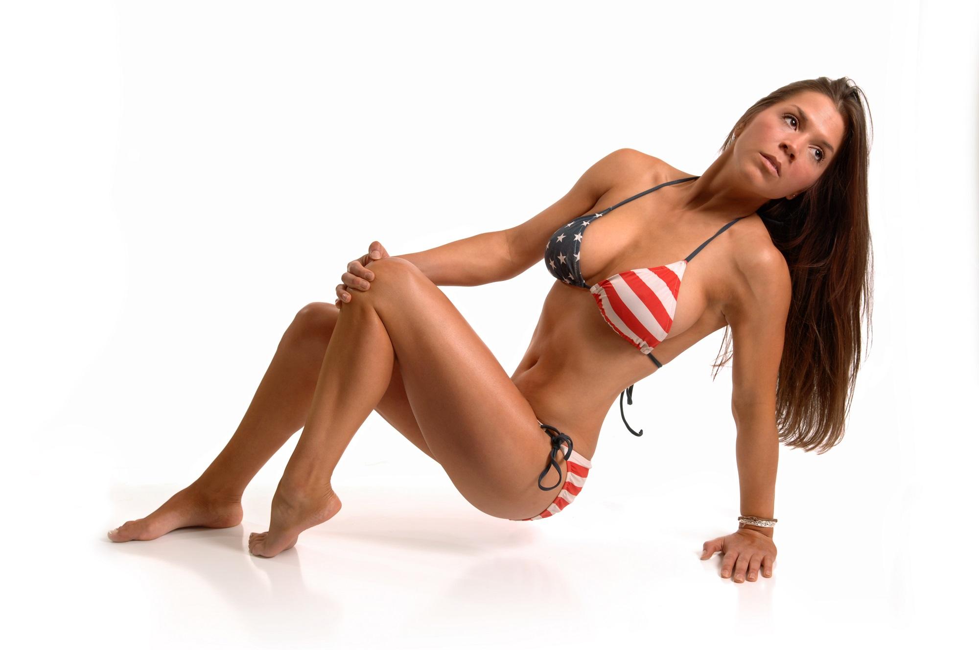 American flag bikini 8 Shutterstock A K Photo