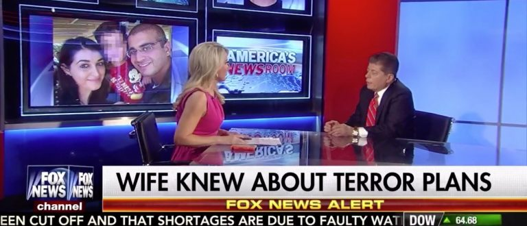 Andrew Napolitano, Orlando Shooter, Screen Grab FNC, 6-15-2016