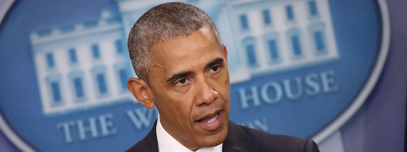 Barack Obama Getty Images/Mark Wilson