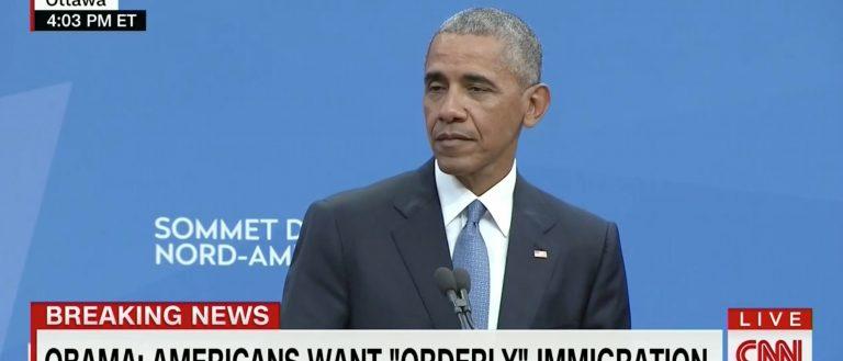 Barack Obama, Screen Grab CNN, 6-29-2016