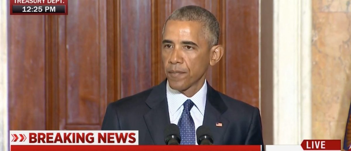 Barack Obama, Screen Grab MSNBC, 6-14-2016