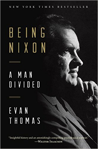 Trump's reading list could include 'Being Nixon: A Man Divided' (Photo via Amazon)