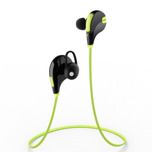 AUKEY Bluetooth headphones are 36 percent off (Photo via Amazon)