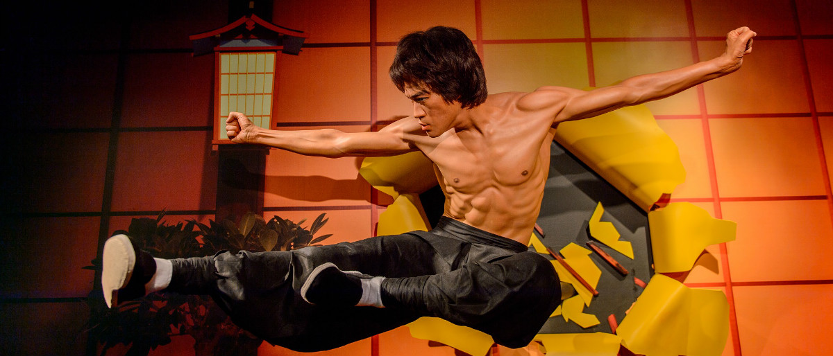 Bruce Lee Shutterstock/Anton_Ivanov