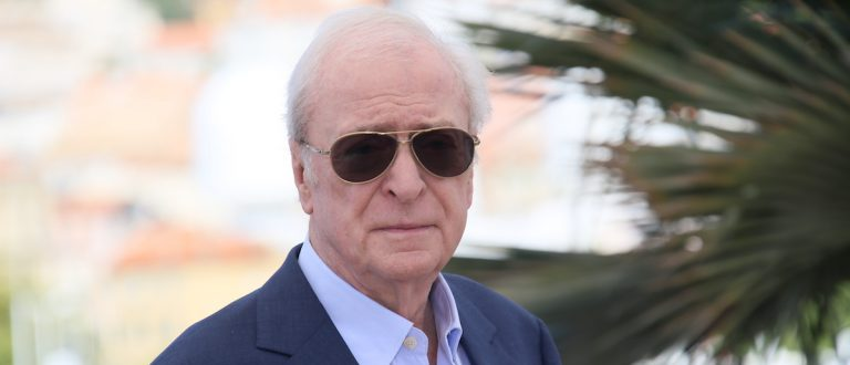 Sir Michael Caine attends the 'Youth' Photocall