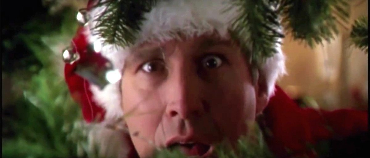 Christmas Vacation YouTube screenshot/Movieclips
