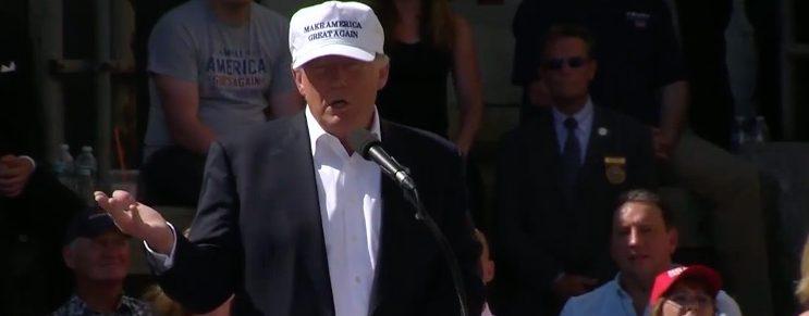 Donald Trump, Screen Grab Fox 10 YouTube, 6-30-2016