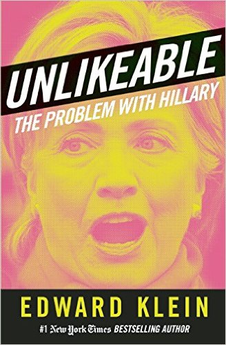 Trump is reading up on Hillary in advance of the general election (Photo via Amazon)