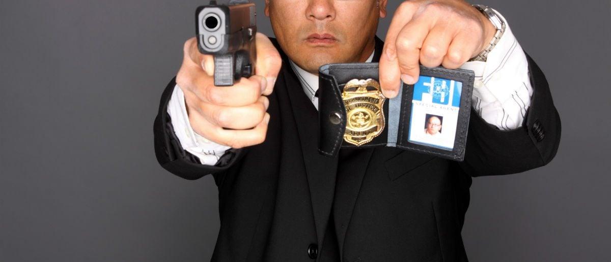 FBI, Peter Kim, Shutterstock
