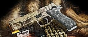 Gun Test:  Sig Sauer Model P220 10mm Hunter