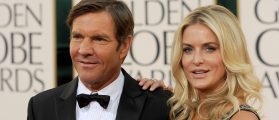 Dennis Quaid's Wife Files For Divorce For The Second Time