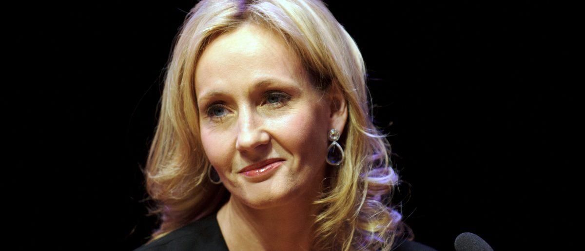 J.K Rowling (Photo: Ben Pruchnie/Getty Images)