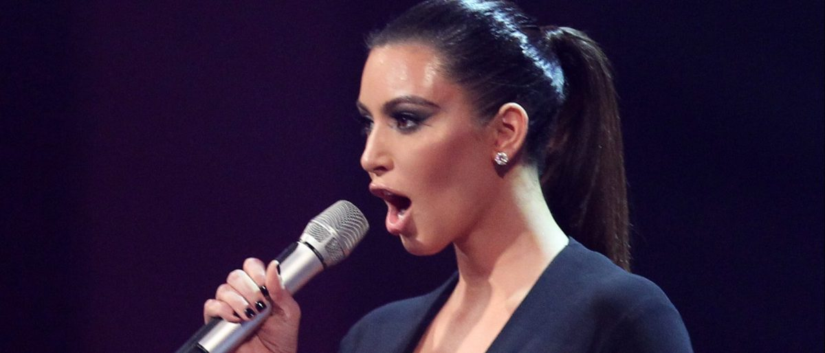 Kim Kardashian (Photo: DANIEL ROLAND/AFP/Getty Images)