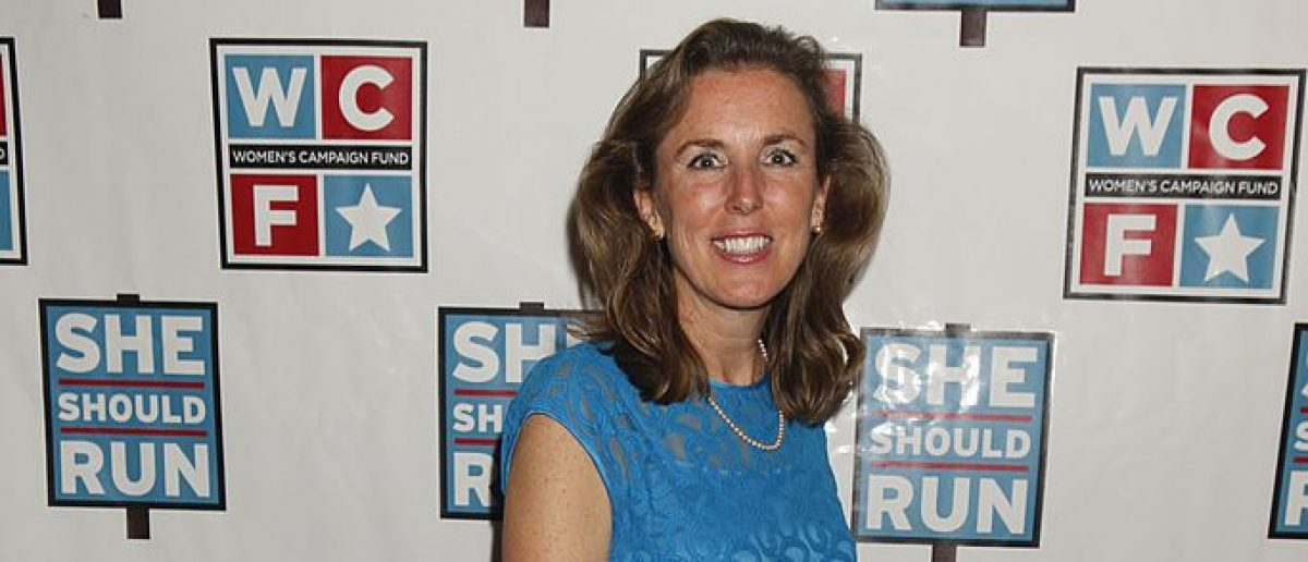 Democratic Senate candidate Katie McGinty [Thos Robinson/Getty Images]