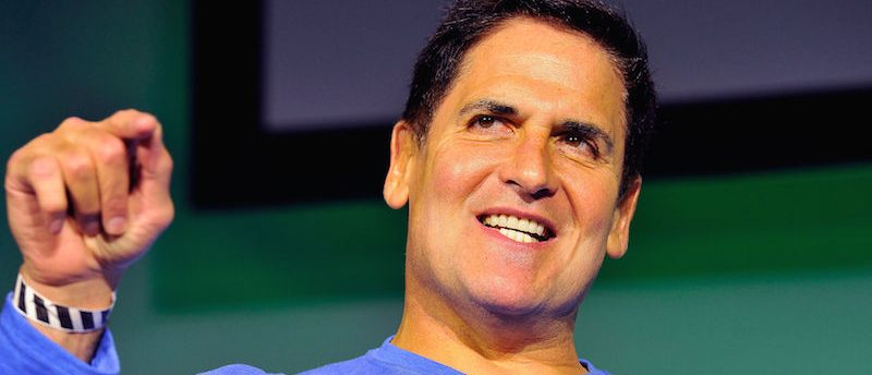 Businessman and TV personality Mark Cuban speaks onstage at TechCrunch Disrupt at Pier 48 on September 8, 2014 in San Francisco, California. (Photo by Steve Jennings/Getty Images for TechCrunch)