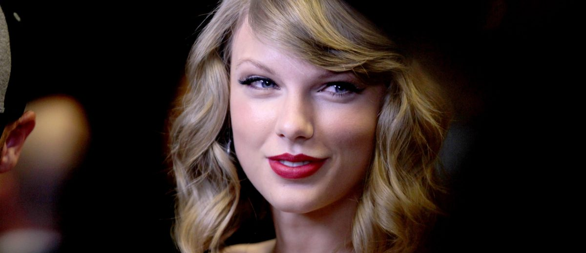 Recording artist Taylor Swift attends the 2014 iHeartRadio Music Festival at the MGM Grand Garden on September 19, 2014 in Las Vegas. (Photo by Isaac Brekken/Getty Images for iHeartMedia)