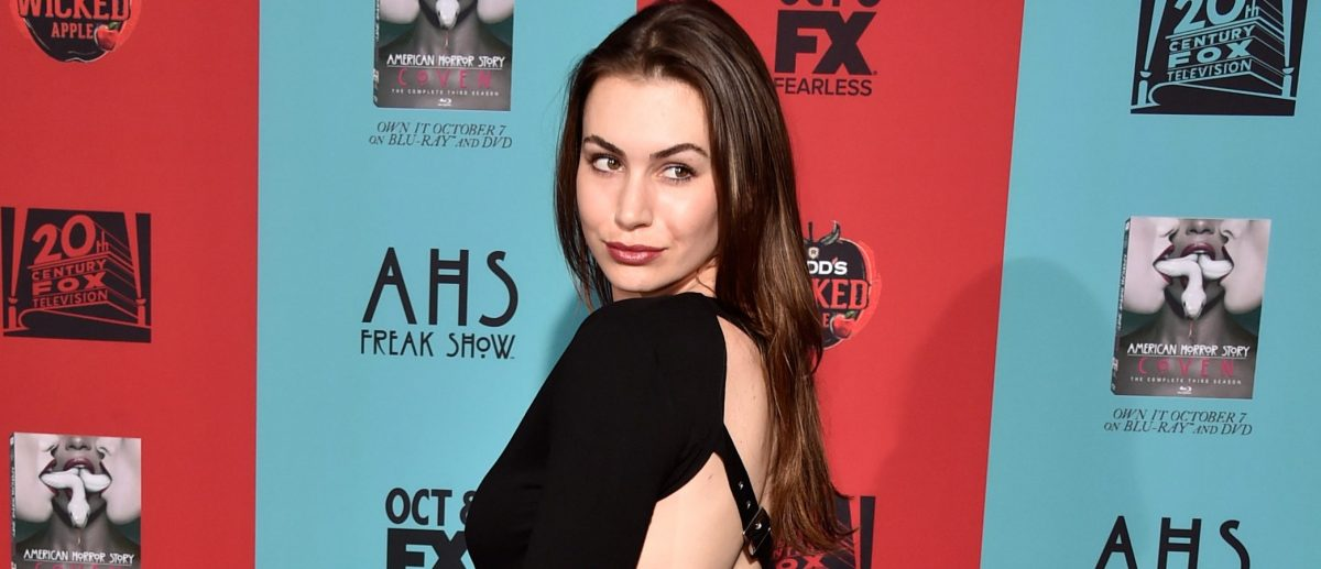 Sophie Simmons (Photo: Frazer Harrison/Getty Images)