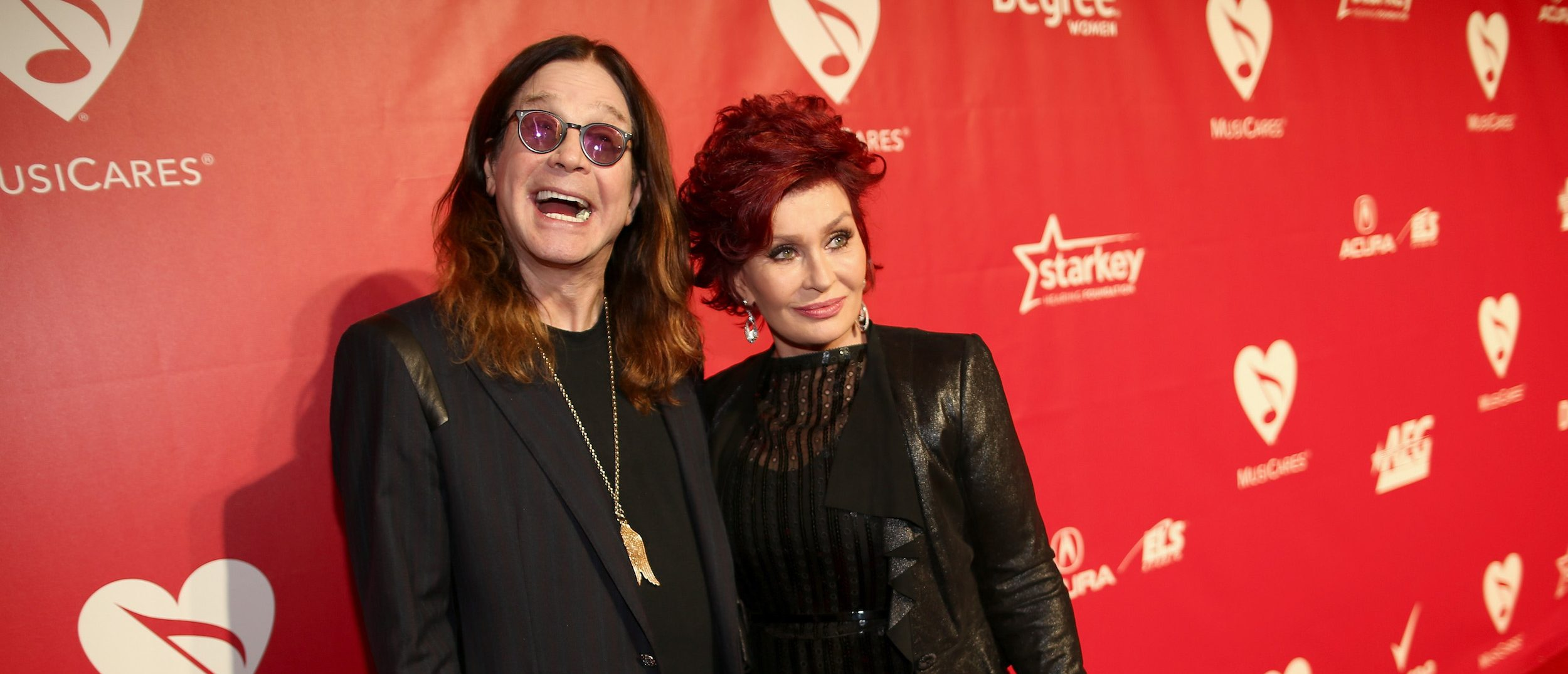 Sharon Osbourne Talks About Relationship With Ozzy | The Daily Caller