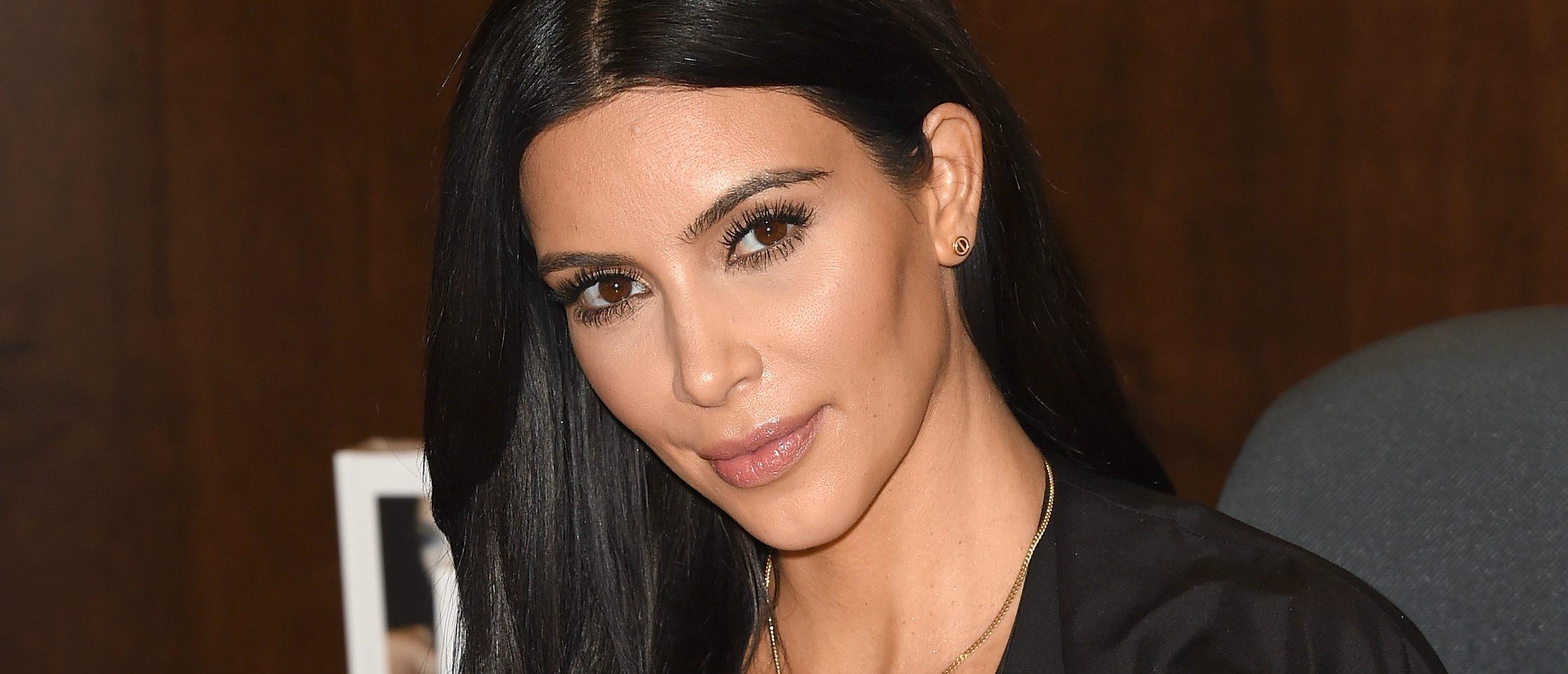 Kim Kardashian gun violence