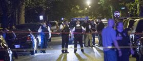Five Killed, 26 Wounded In Chicago Shootings Over The Weekend