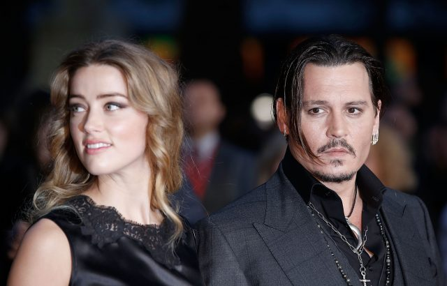 Amber Heard beat up by Johnny depp
