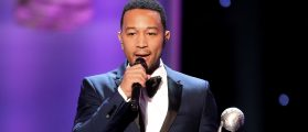 John Legend: The National Anthem Is 'Weak'