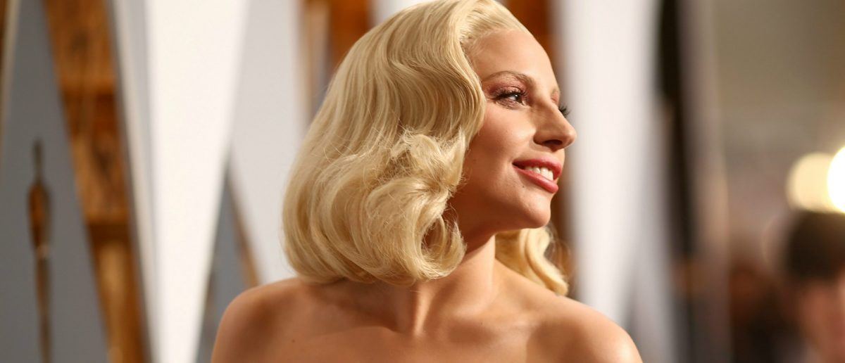 Recording artist Lady Gaga attends the 88th Annual Academy Awards at Hollywood & Highland Center on February 28, 2016 in Hollywood