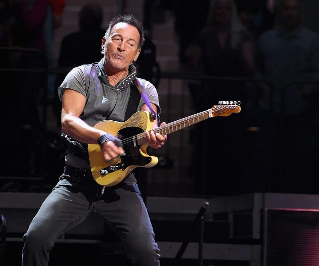 "Bruce ""The Boss"" Springsteen is still rocking. (Photo: Getty Images)"