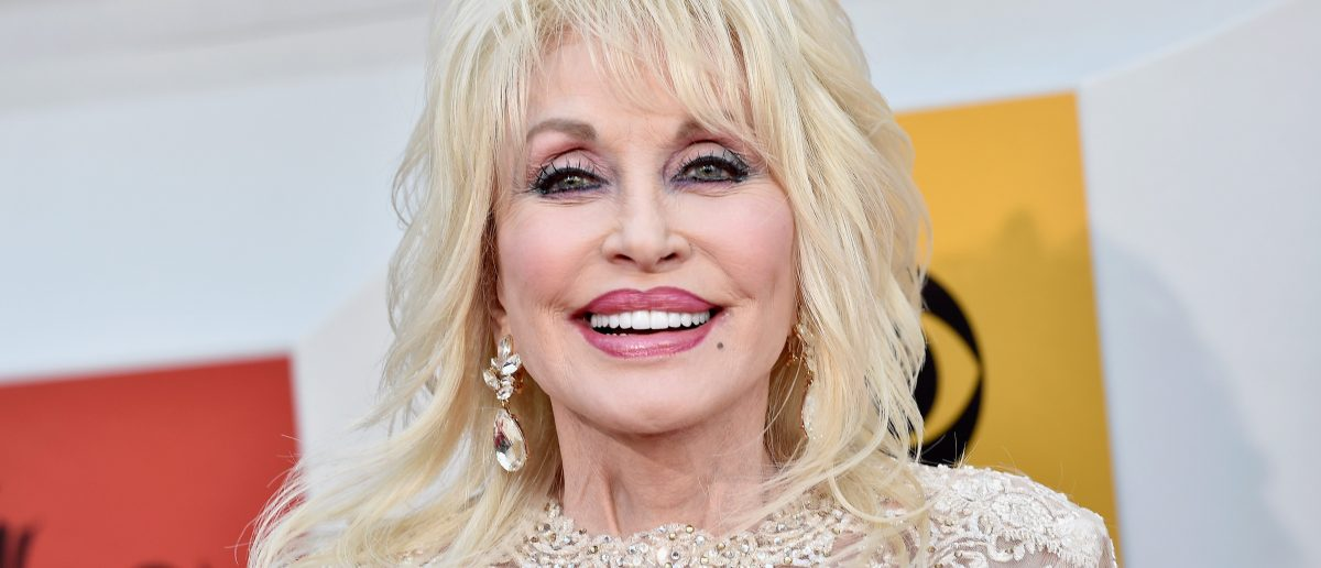 Dolly Parton (Photo: David Becker/Getty Images)