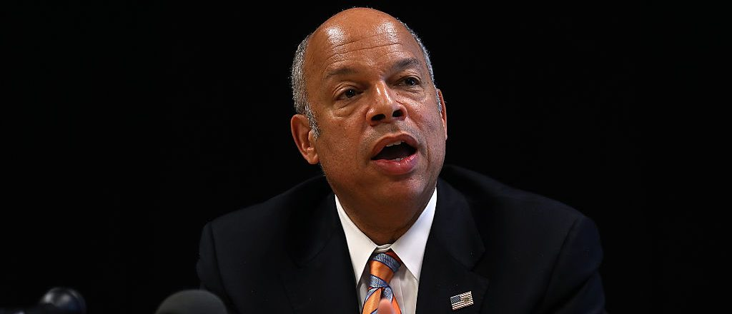 DHS Secretary: Gun Control Should Be Handled By Homeland Security (CBS)