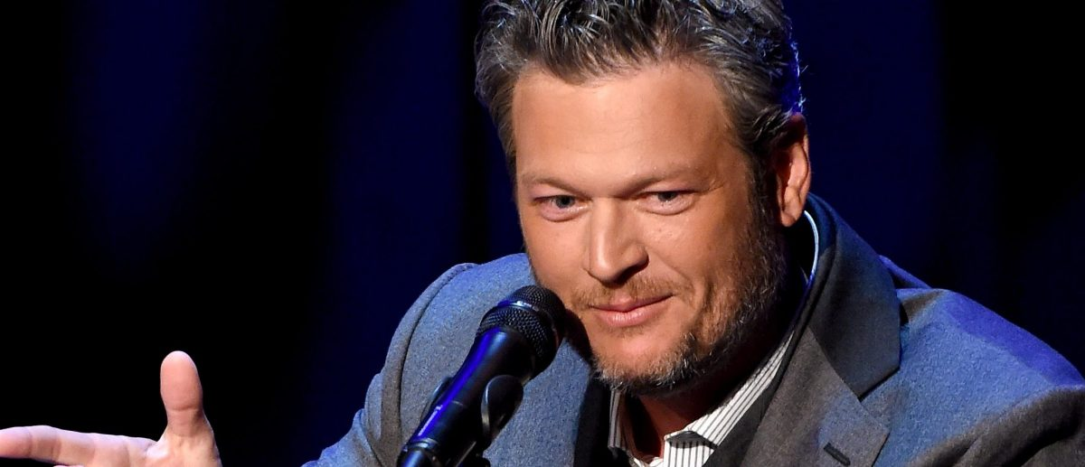 Blake Shelton country music awards