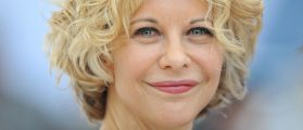 Meg Ryan's New Face Shocked Everyone Last Night