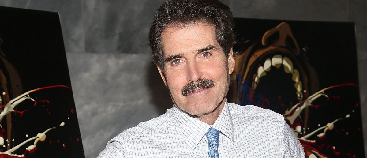 "John Stossel attends ""EVOCATEUR: The Morton Downey Jr. Movie"" New York Premiere at Paley Center For Media on June 5, 2013 in New York City"
