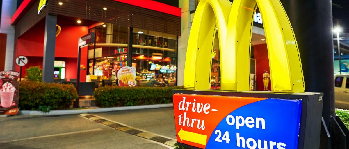 McDonalds Shutterstock/Sorbis