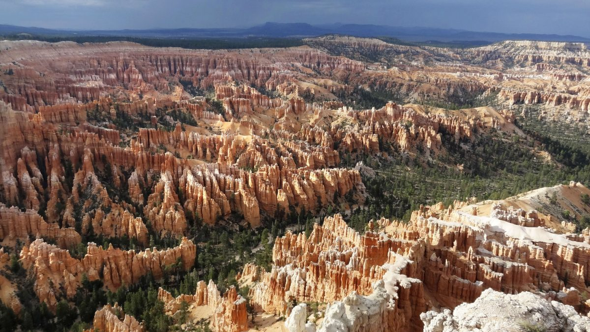 Bryce Canyon National Park in Utah (Photo: Reuters)