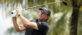 Phil Mickelson is a Callaway man (Reuters Pictures)