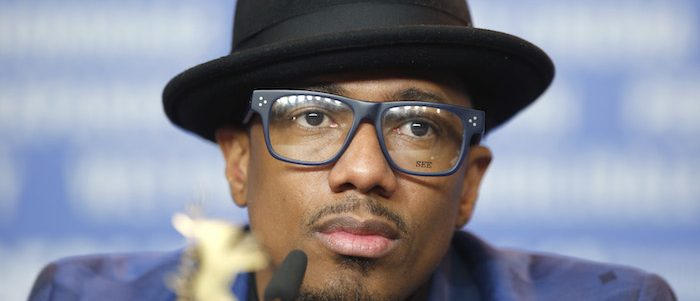Actor Nick Cannon attends a news conference to promote the movie 'Chi-Raq' at the 66th Berlinale International Film Festival in Berlin, Germany February 16, 2016. (photo: REUTERS/Fabrizio Bensch ) - RTX2789A