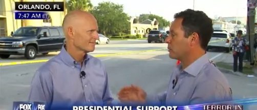 Rick Scott, Screen Grab FNC, 6-14-2016