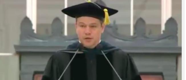 Matt Damon (photo:screen shot)