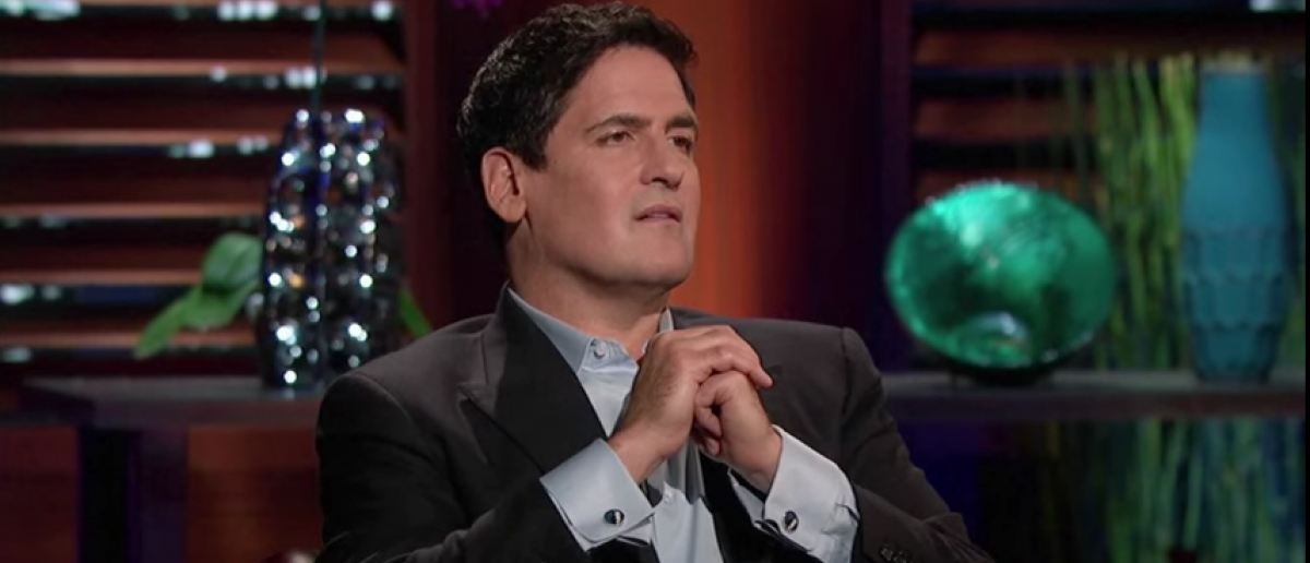 Mark Cuban is intrigued by these Father's Day gift ideas (YouTube Screenshot/ABC)